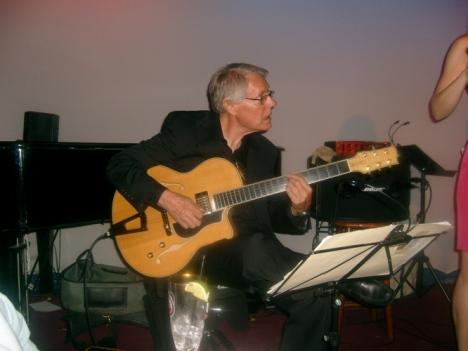 Guitarist Steve Brown